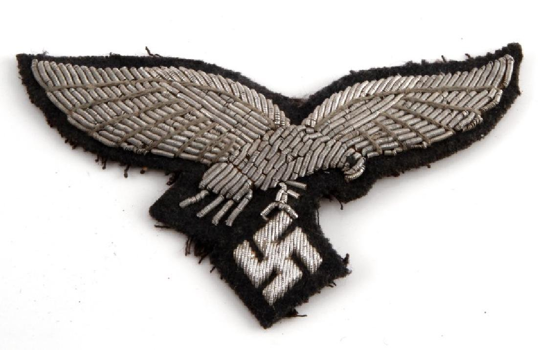 WWII GERMAN THIRD REICH LUFTWAFFE OFFICERS EAGLE