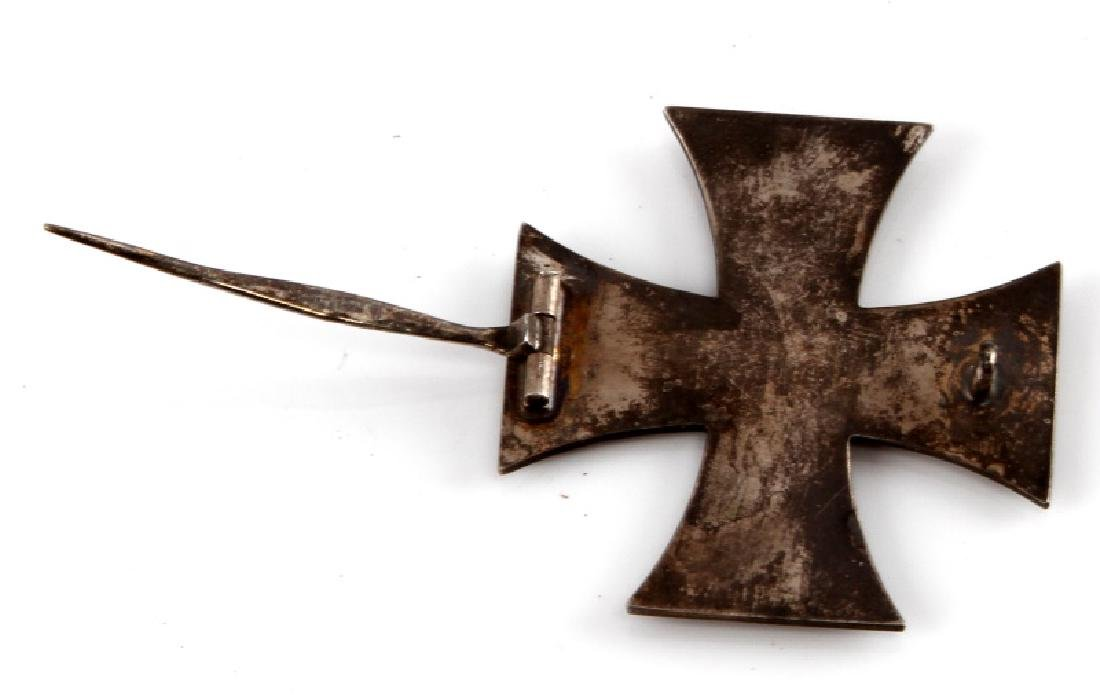 WWI GERMAN REICH IRON CROSS 1ST CLASS BADGE - 3