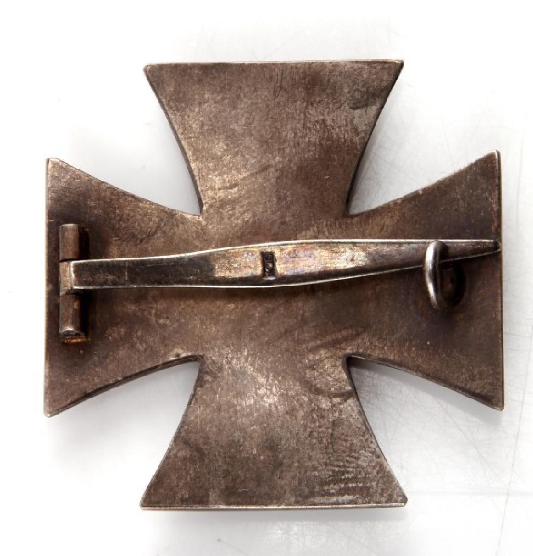 WWII GERMAN 3RD REICH IRON CROSS 1ST CLASS - 3