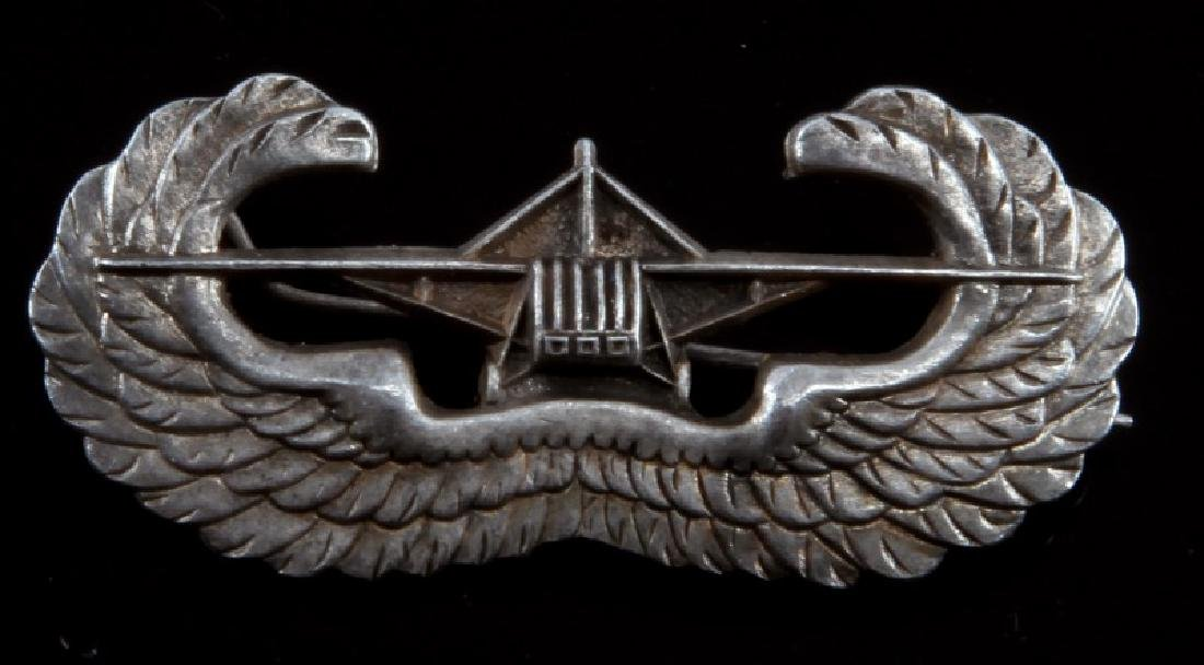 WWII US ARMY AIRBORNE GLIDER WING BADGE