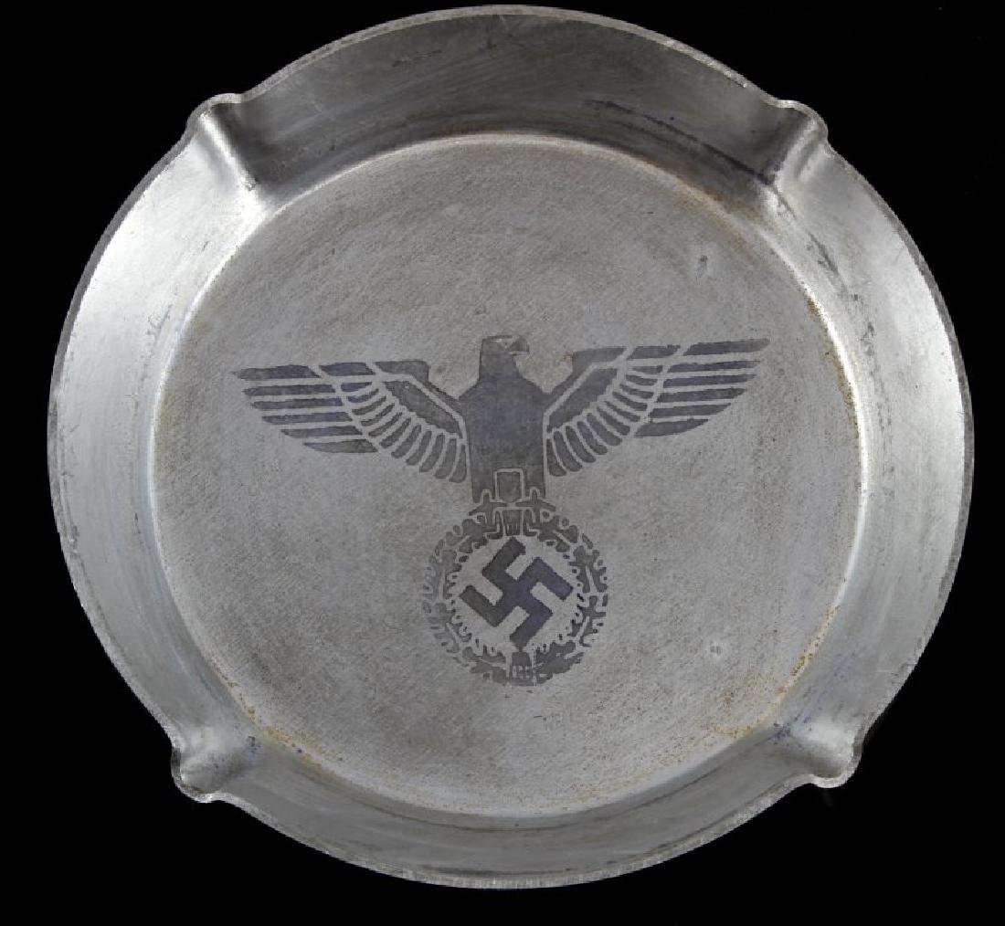 GERMAN WWII THIRD REICH NSDAP ASHTRAY