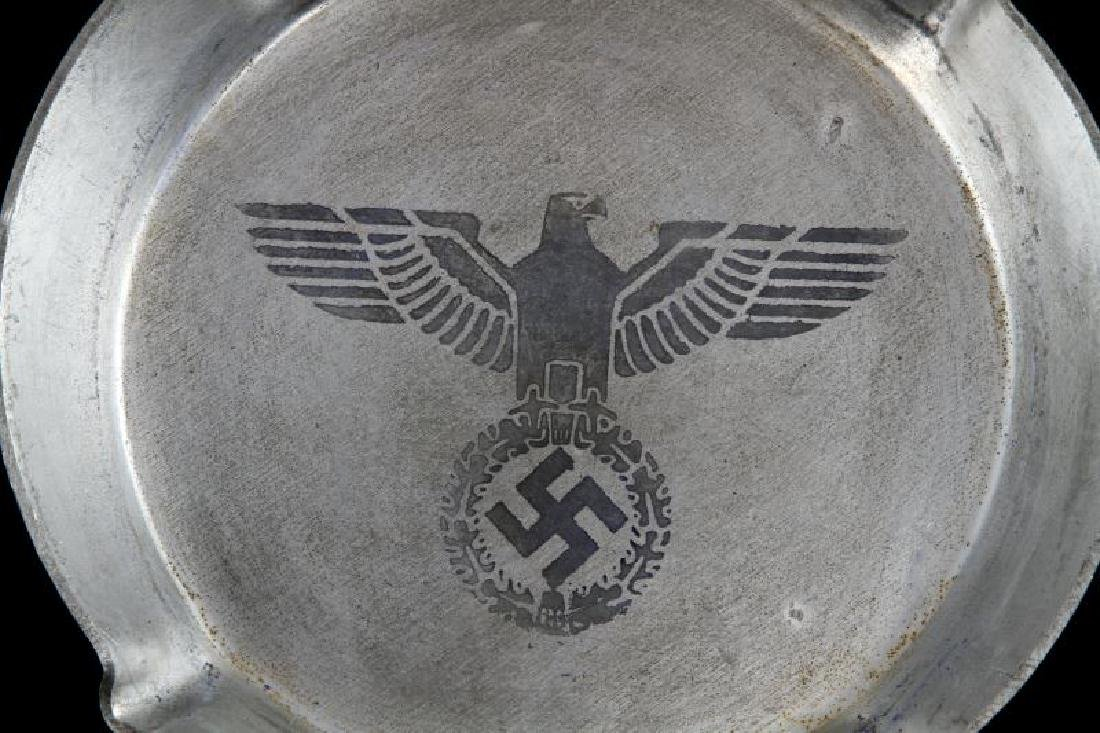 GERMAN WWII THIRD REICH NSDAP ASHTRAY - 2