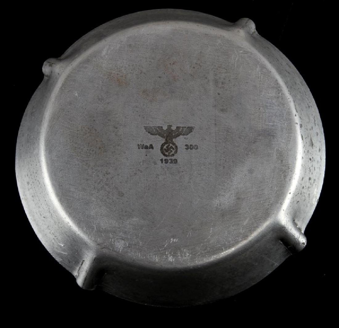 GERMAN WWII THIRD REICH NSDAP ASHTRAY - 3