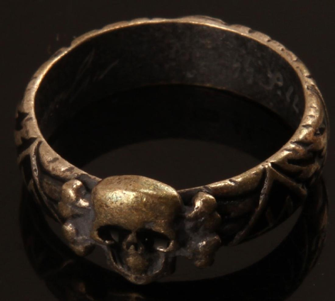 GERMAN WWII THIRD REICH SS HIMMLER HONOR RING