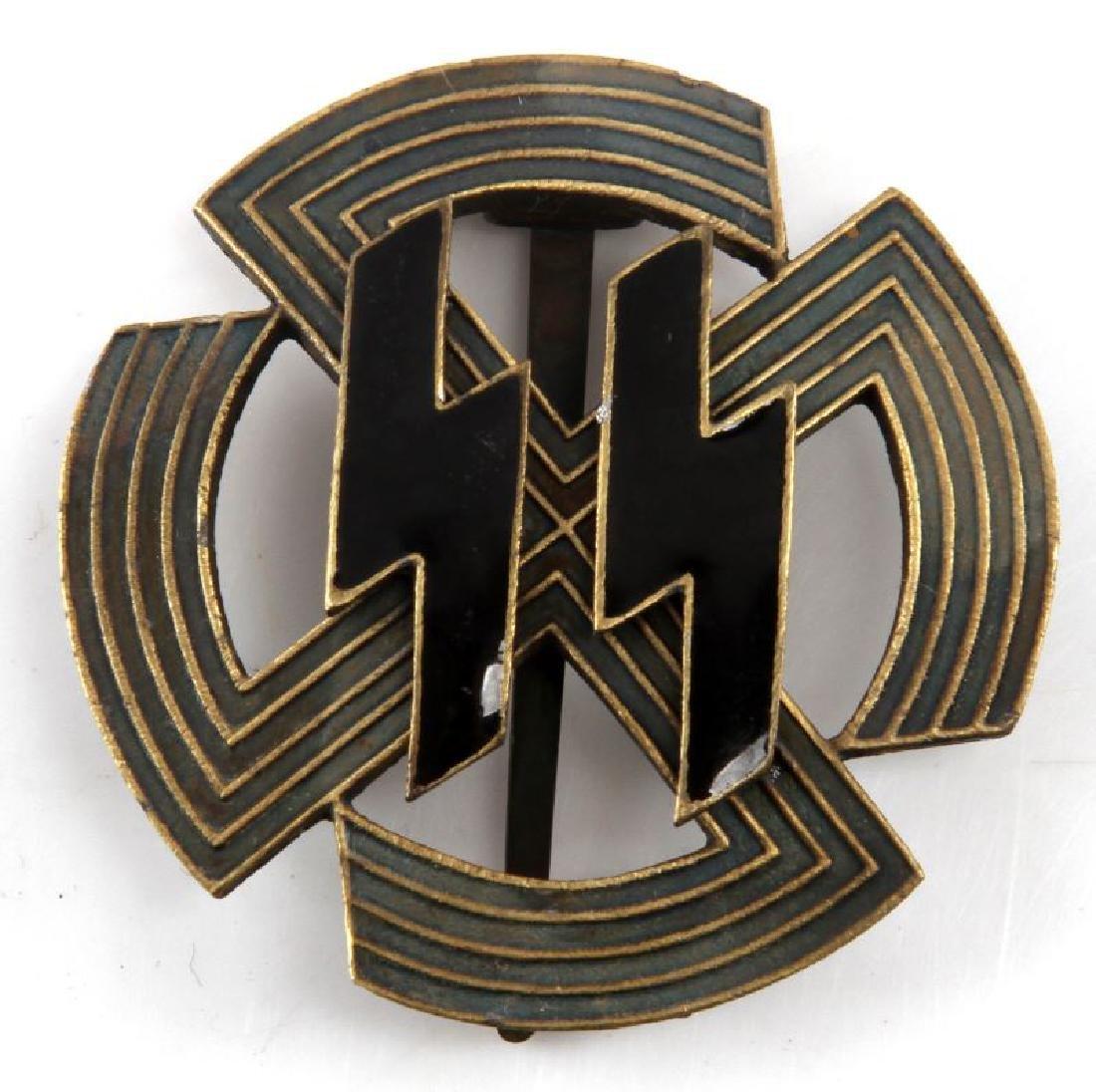 GERMAN WWII THIRD REICH SS PROFICIENCY BADGE