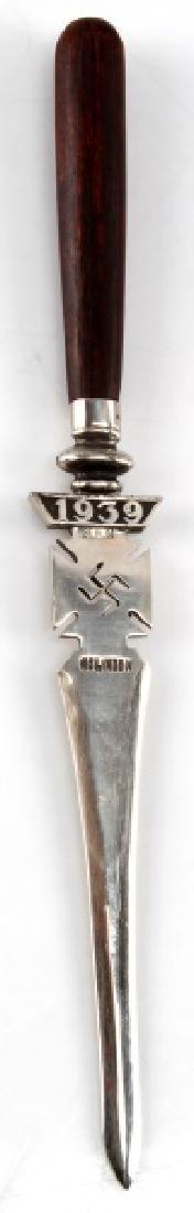 GERMAN WWII 3RD REICH 1939 NSDAP SOLINGEN KNIFE