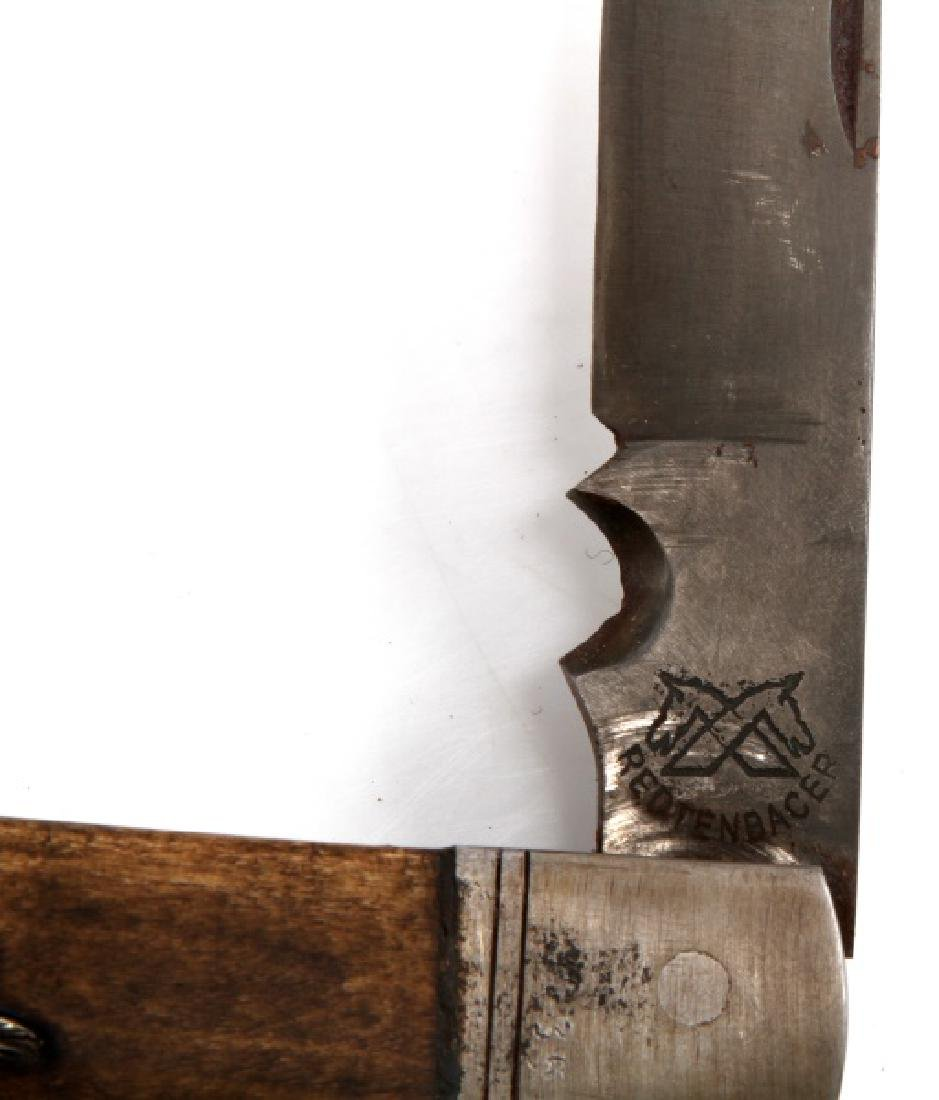 GERMAN WWII 3RD REICH LUFTWAFFE PILOT POCKET KNIFE - 2