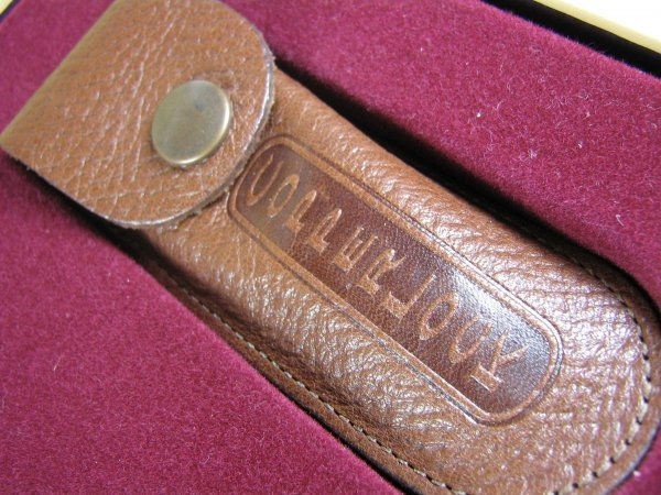 CASE XX COPPERLOCK KNIFE CASE GIFT SET BUCKLE - 4