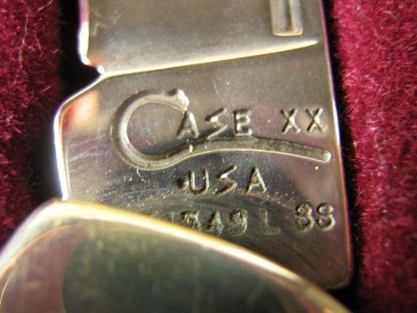 CASE XX COPPERLOCK KNIFE CASE GIFT SET BUCKLE - 6
