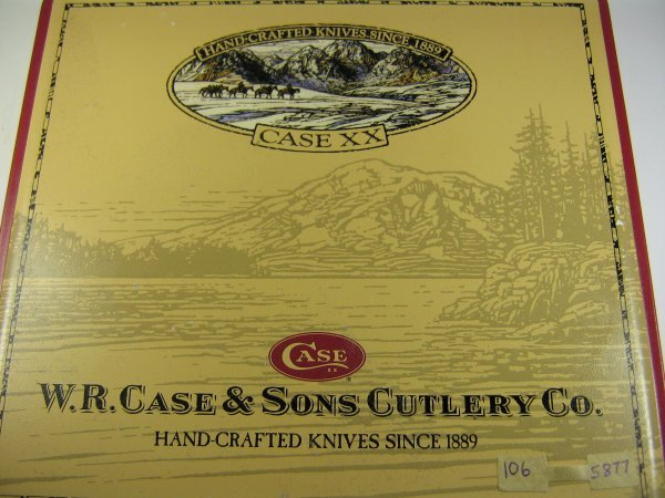 CASE XX COPPERLOCK KNIFE CASE GIFT SET BUCKLE - 8