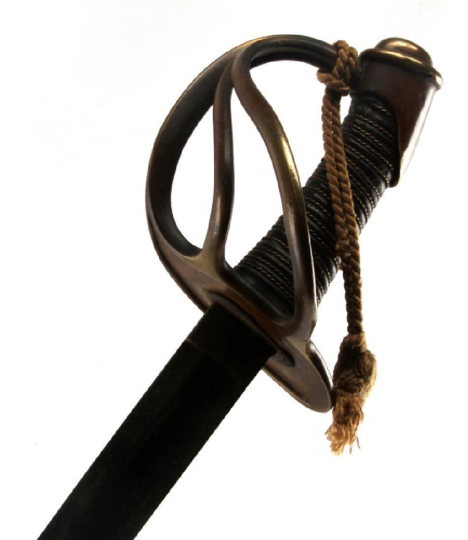 1840 MODEL CIVIL WAR WRIST BREAKER CAVALRY SABER