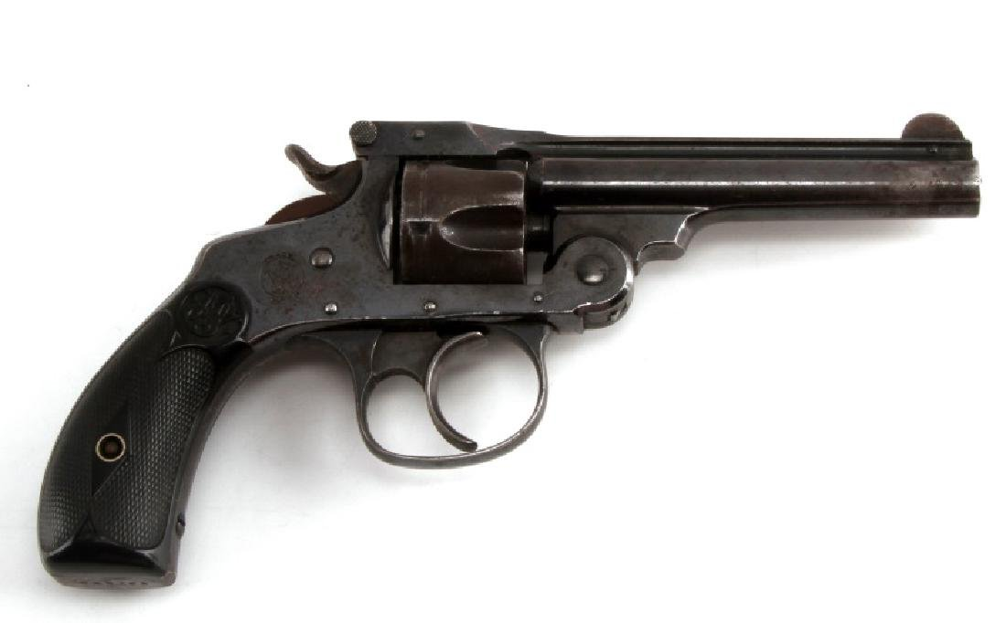 SMITH & WESSON MODEL 4 TOP BREAK REVOLVER .32 CAL