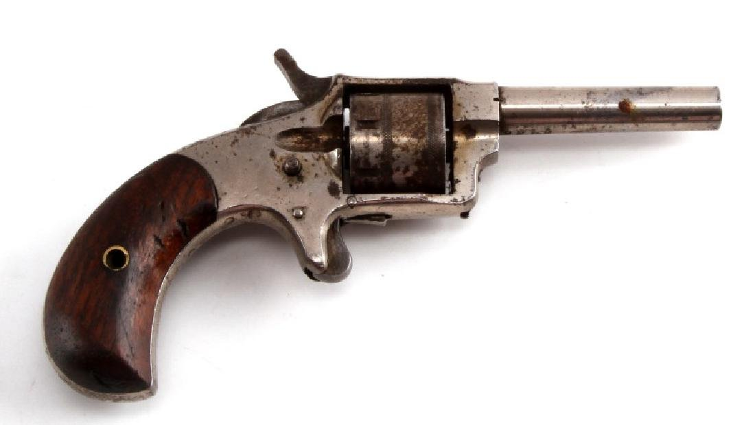 HOPKINS & ALLEN RANGER 22 LONG REVOLVER