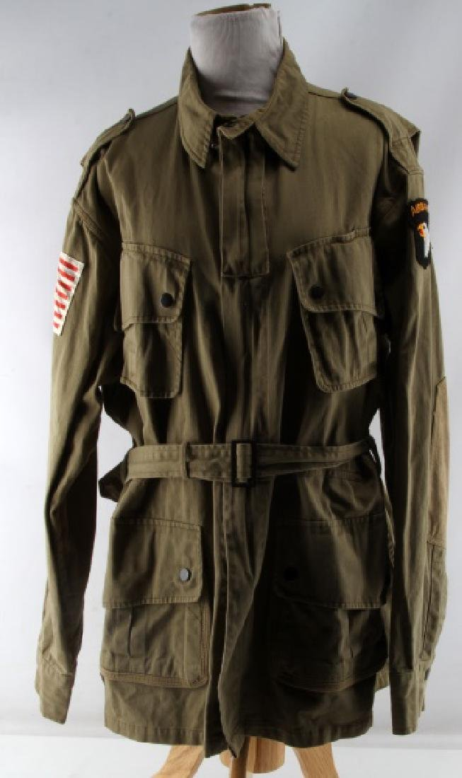 WWII US ARMY AIRBORNE PARATROOPER M32 JUMP JACKET