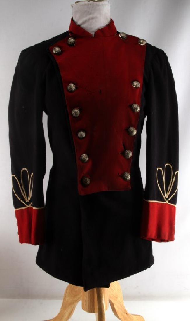 US CIVIL WAR GENERAL STAFF OFFICERS UNIFORM TUNIC