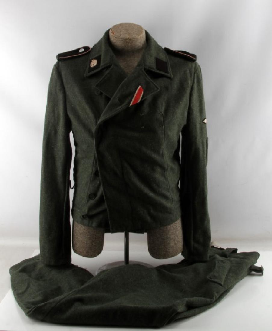 WWII GERMAN 3RD REICH ANTI TANK WAFFEN SS UNIFORM