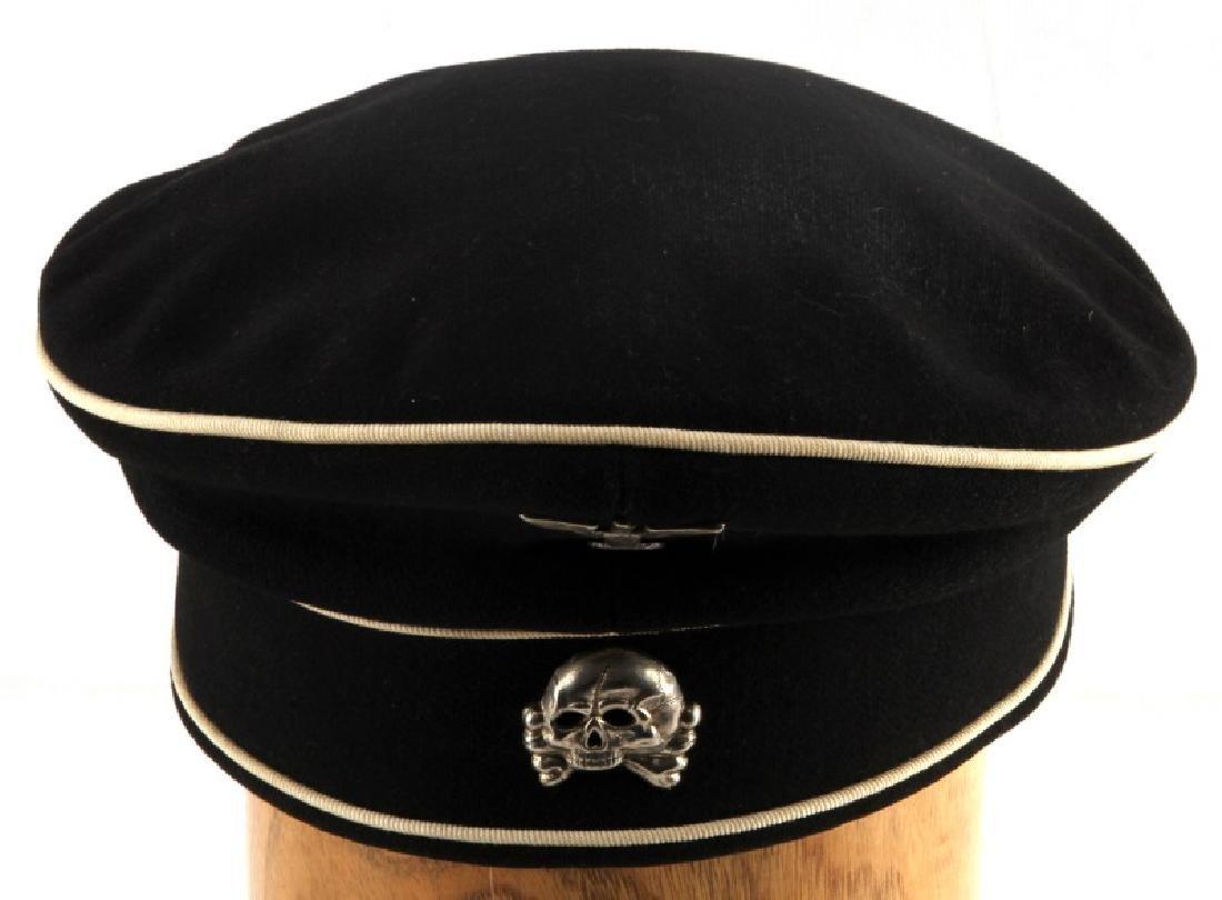 WWII GERMAN ALLGEMEINE SS EARLY 1933 KRATCHEN CAP