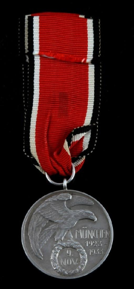 WWII GERMAN THIRD REICH BLOOD ORDER DECORATION