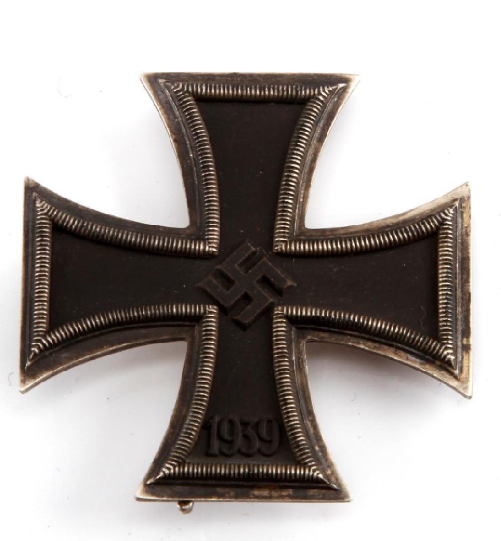 WWII GERMAN EARLY SCHICKLE IRON CROSS 1ST CLASS