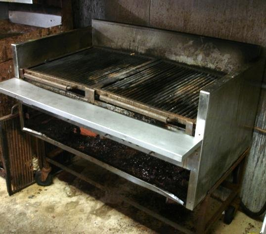 GRILL BROILER COMMERCIAL RESTAURANT MAGIGLO