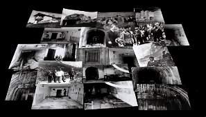 WWII GERMAN THIRD REICH HITLER BERGHOF PHOTO LOT
