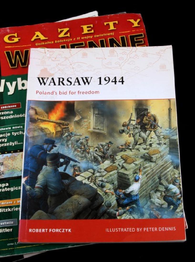LOT OF 8 WWII GERMAN NSDAP PHOTO BOOK & POSTCARDS - 3
