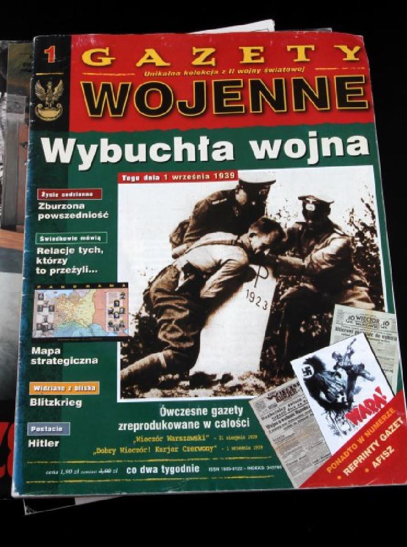 LOT OF 8 WWII GERMAN NSDAP PHOTO BOOK & POSTCARDS - 4