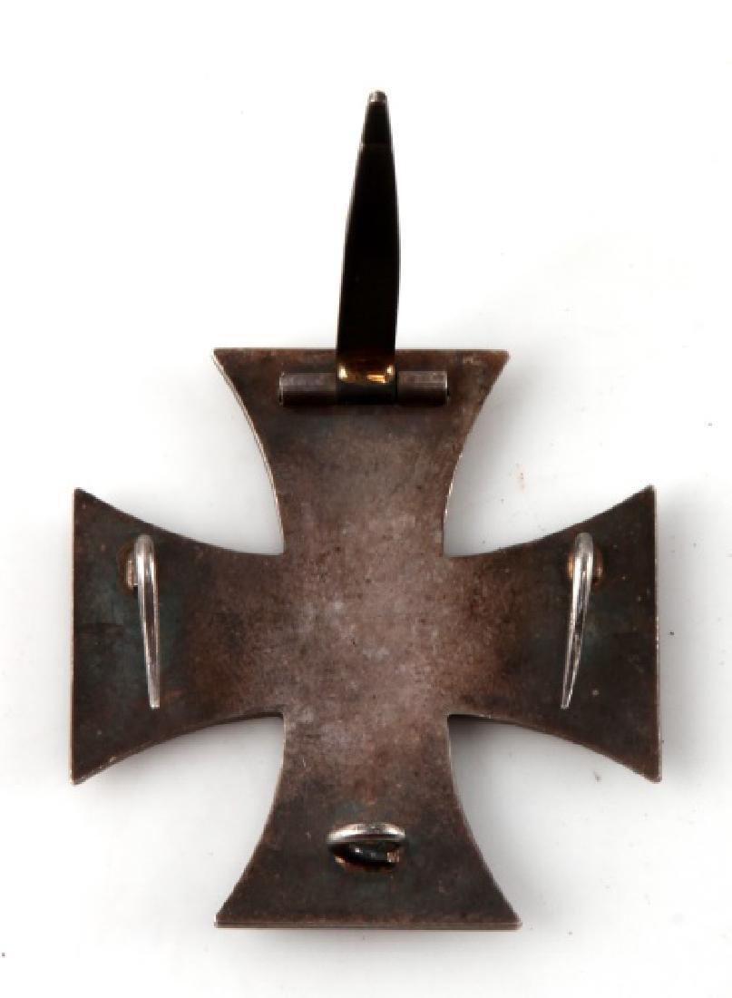 IMPERIAL GERMAN WWI 1870 IRON CROSS 1ST CLASS - 3
