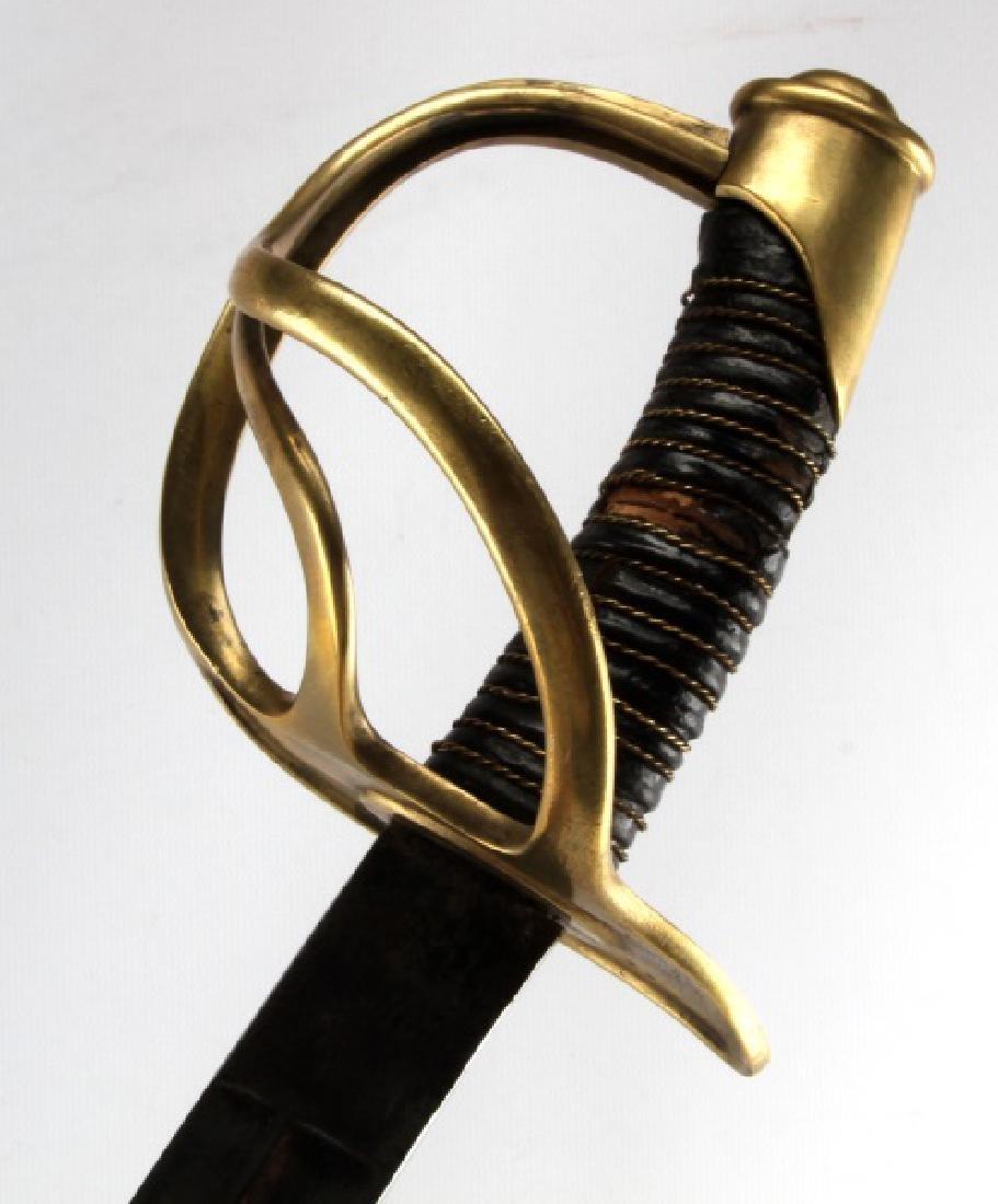 US ARMY MODEL 1860 LIGHT CAVALRY SABER SWORD