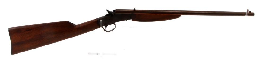 J. STEVENS LITTLE SCOUT 14 1/2 RIFLE .22 CALIBER