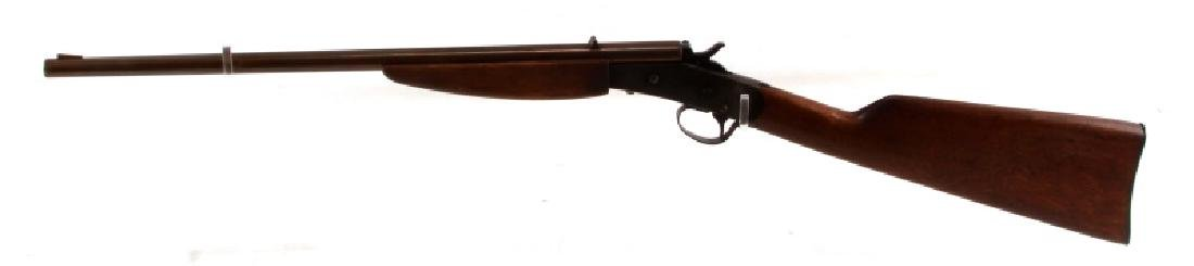 J. STEVENS LITTLE SCOUT 14 1/2 RIFLE .22 CALIBER - 3