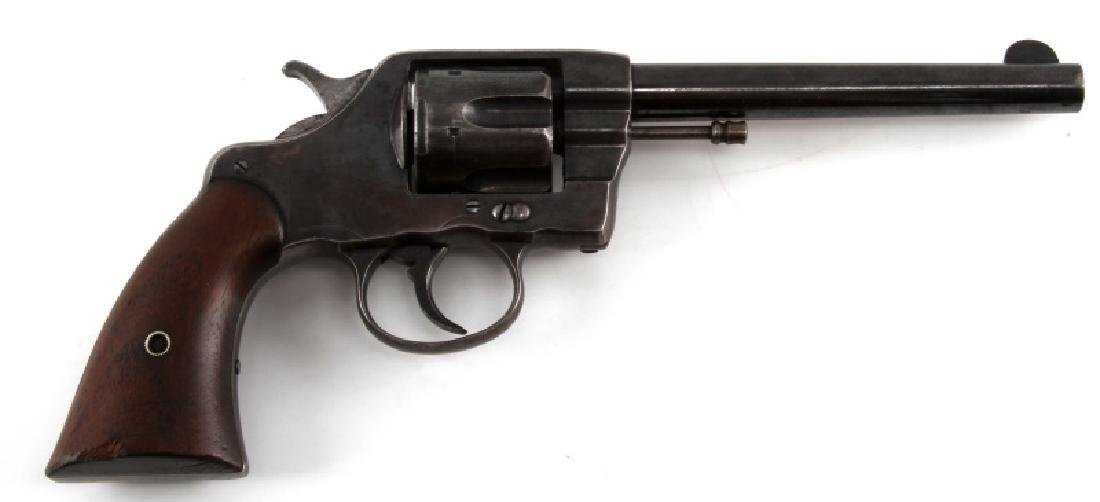 COLT M1895 NEW NAVY DOUBLE ACTION REVOLVER