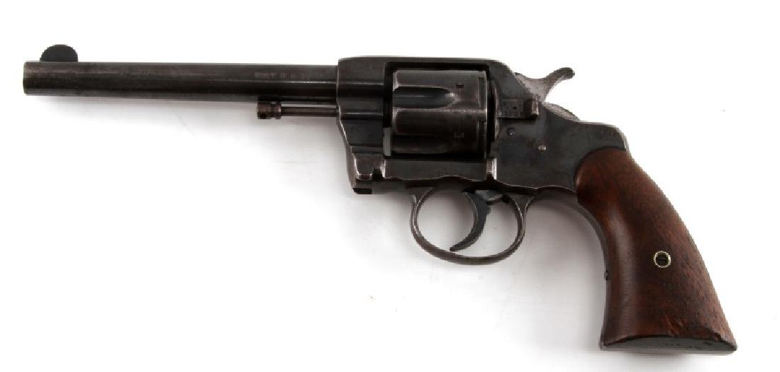 COLT M1895 NEW NAVY DOUBLE ACTION REVOLVER - 2