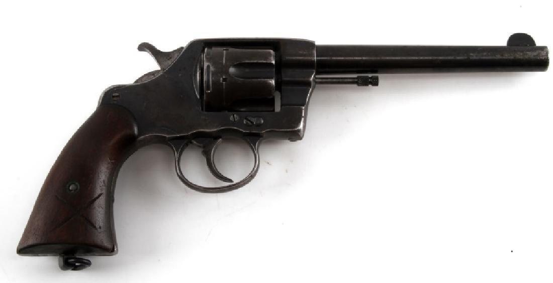 COLT DA MODEL 1901 US ARMY 6 SHOT REVOLVER .38