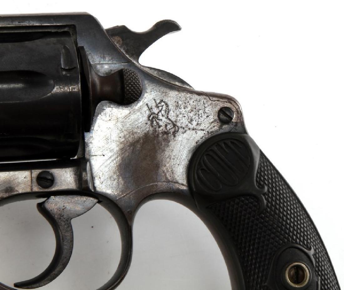 COLT POLICE POSITIVE .38 SPECIAL 6 SHOT REVOLVER - 3