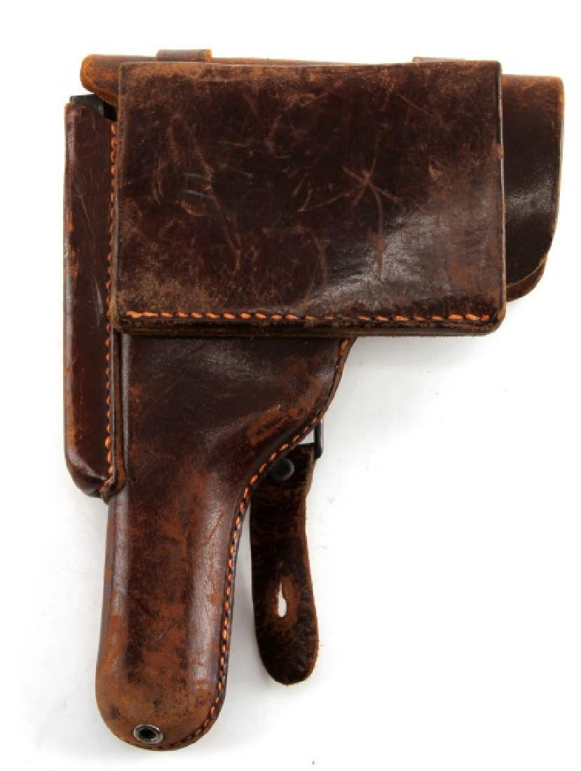 FN BROWNING M1922 SEMI AUTO PISTOL 7.65 MM HOLSTER - 10