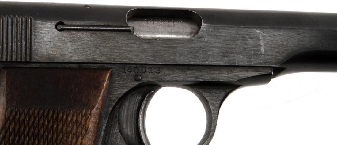 FN BROWNING M1922 SEMI AUTO PISTOL 7.65 MM HOLSTER - 3
