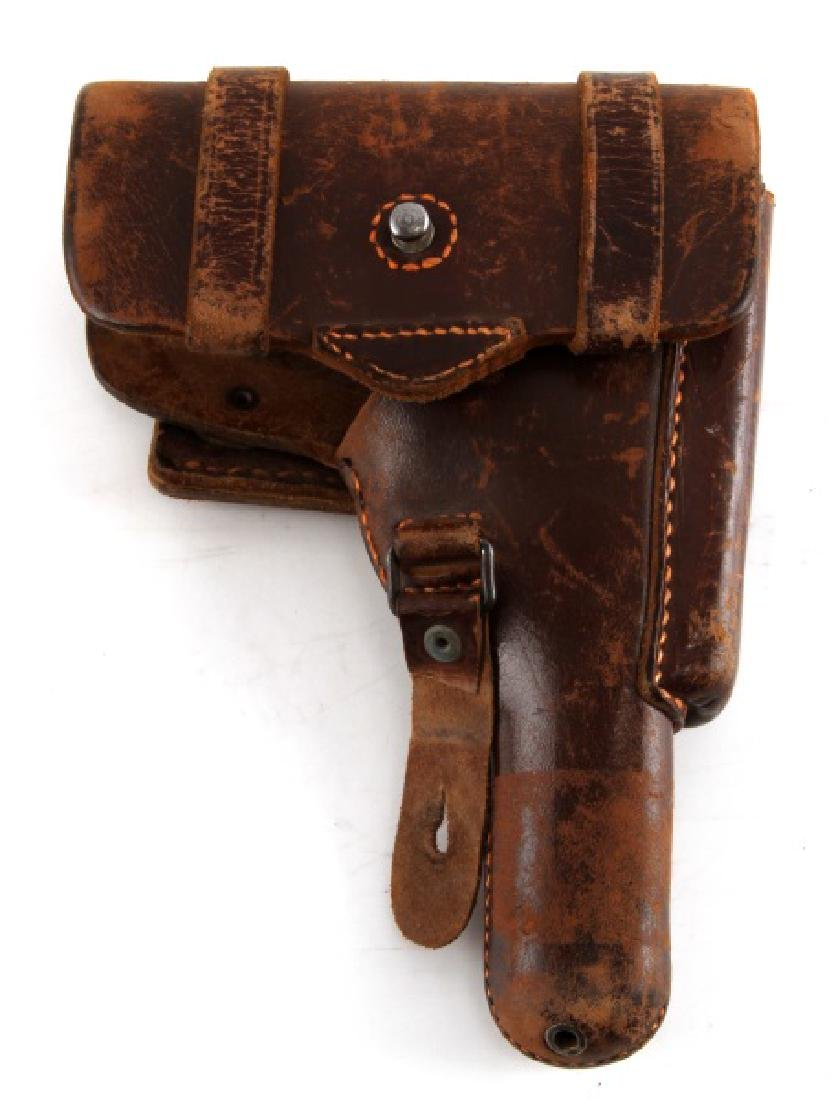 FN BROWNING M1922 SEMI AUTO PISTOL 7.65 MM HOLSTER - 8