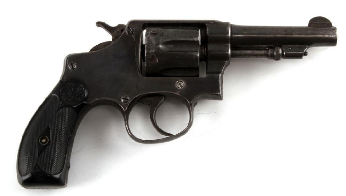 SMITH & WESSON .32 CALIBER LONG CARTRIDGE REVOLVER