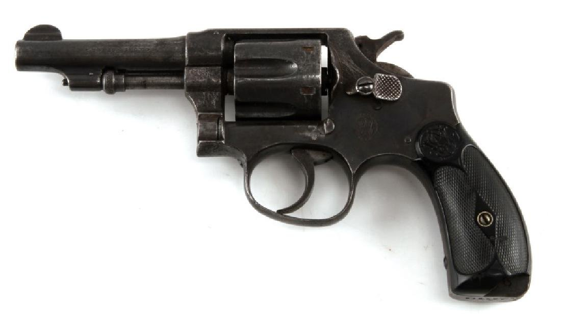 SMITH & WESSON .32 CALIBER LONG CARTRIDGE REVOLVER - 2