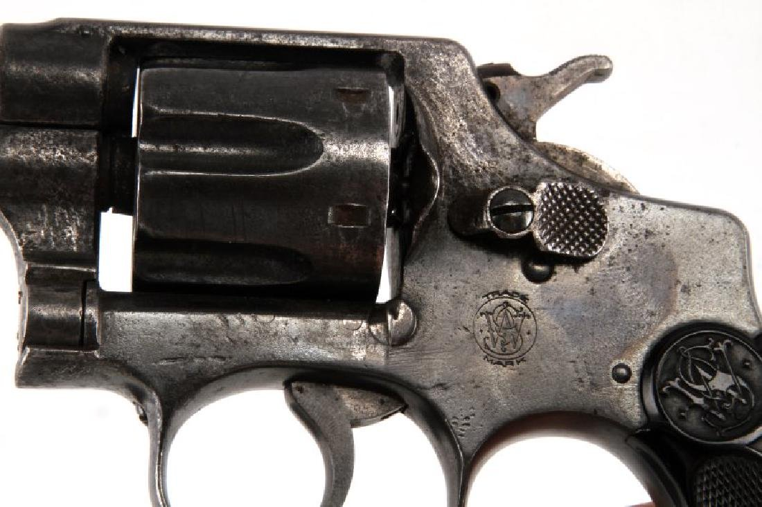 SMITH & WESSON .32 CALIBER LONG CARTRIDGE REVOLVER - 3