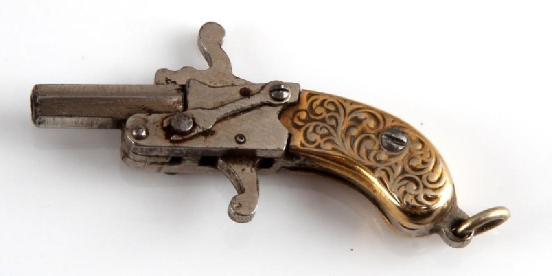2MM PIN GUN WITH SKULL PIN AND VIAL LOT - 4
