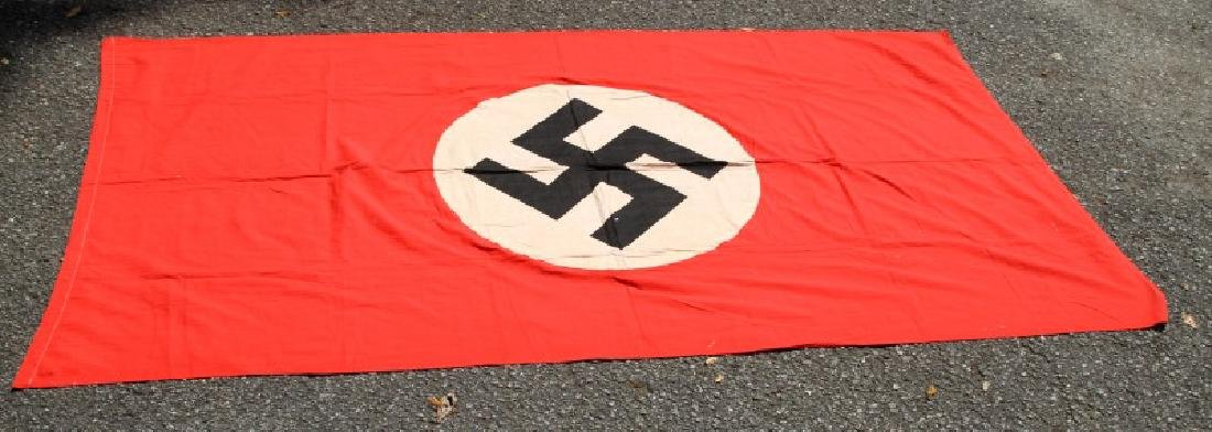 NSDAP WWII GERMAN THIRD REICH PARTY RALLY BANNER