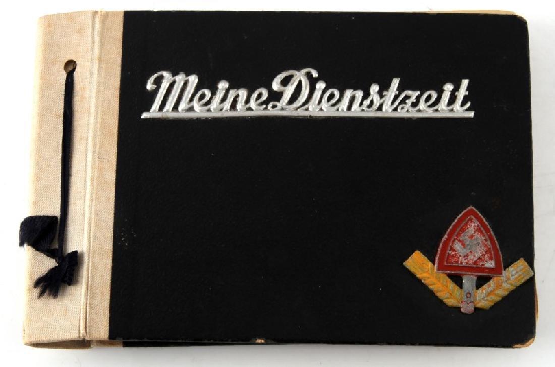 WWII GERMAN NSDAP WEHRMACHT SOLDIERS' PHOTO ALBUM
