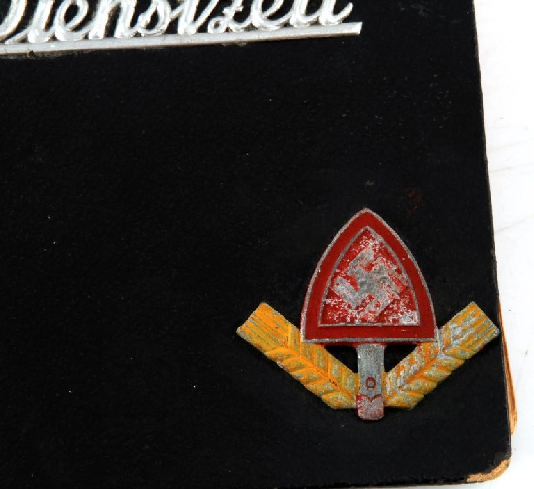 WWII GERMAN NSDAP WEHRMACHT SOLDIERS' PHOTO ALBUM - 2