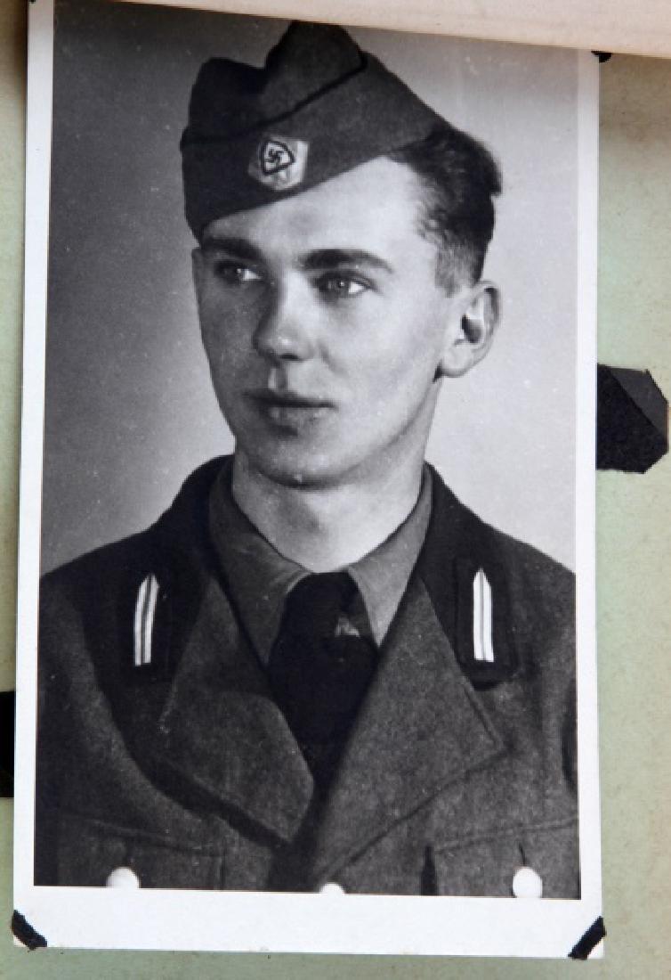 WWII GERMAN NSDAP WEHRMACHT SOLDIERS' PHOTO ALBUM - 3