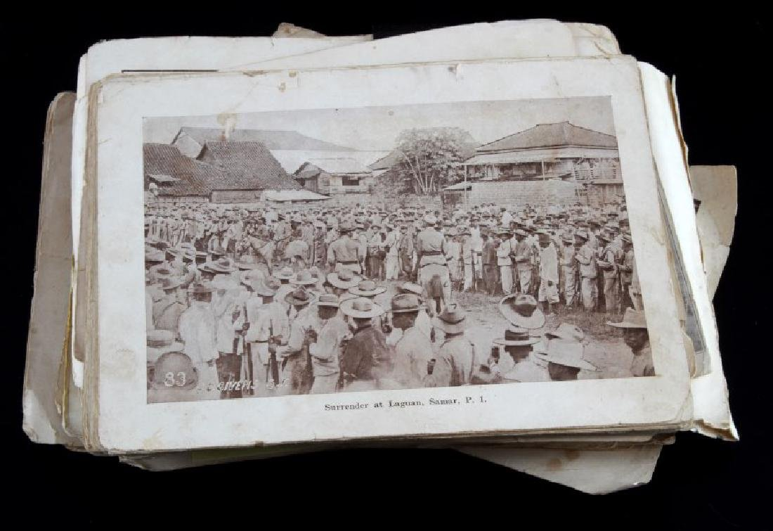 OVER 200 SPANISH AMERICAN WAR PHILIPPINES PHOTOS
