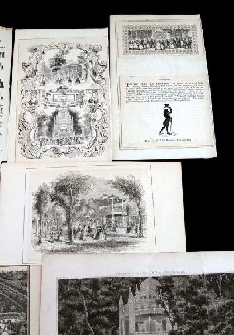 GEORGIAN VICTORIAN PERIOD CRUIKSHANK ETCHINGS - 6
