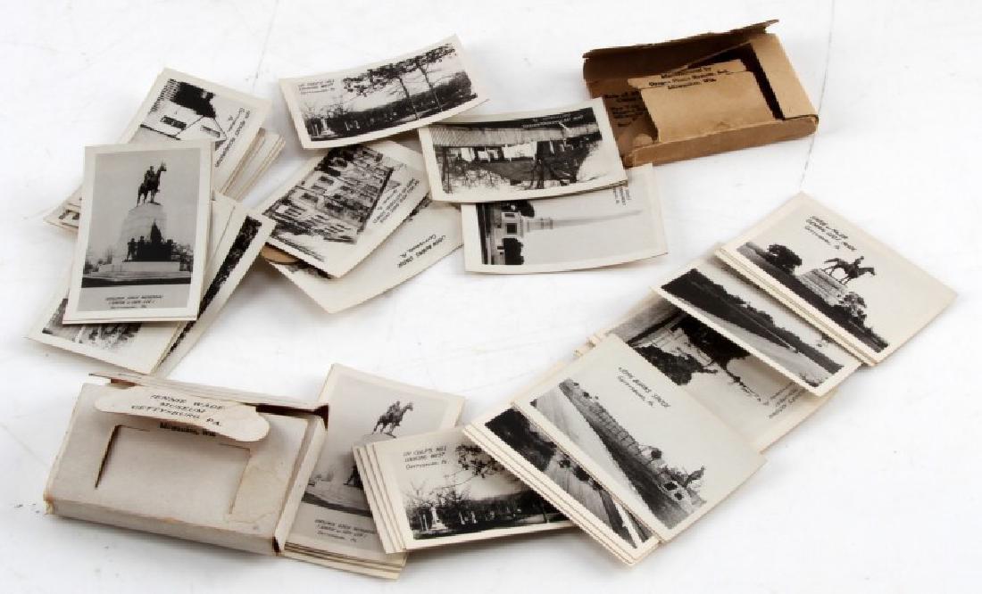 49 JENNIE WADE BLACK & WHITE CIVIL WAR PHOTO LOT
