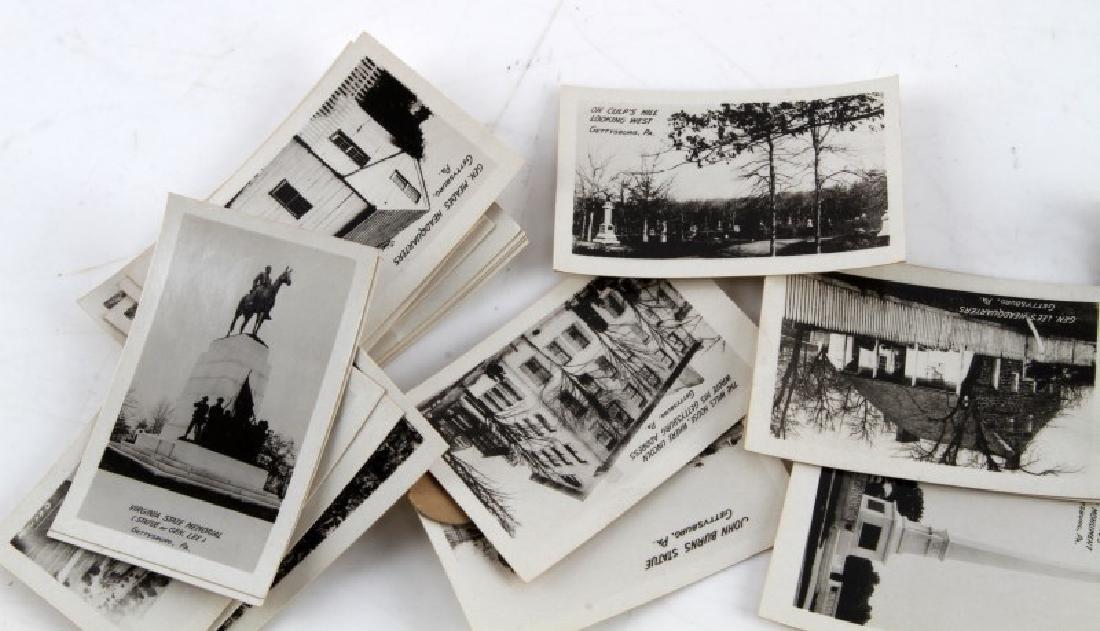 49 JENNIE WADE BLACK & WHITE CIVIL WAR PHOTO LOT - 3